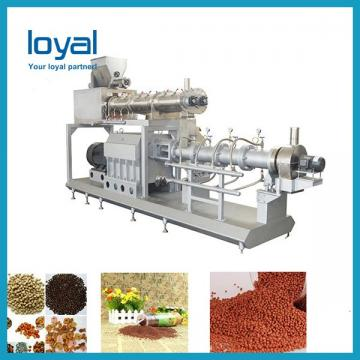 Food Extruder Machine Animal Pet Pellet Fish Meal Poultry Feed Production Line