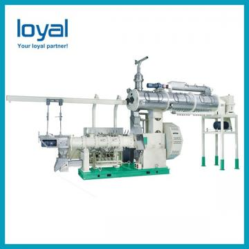 Advanced Industrial  Aquafeed Feed Fodder Pellet Extrusion Drying and Flavoring Making Machine Price