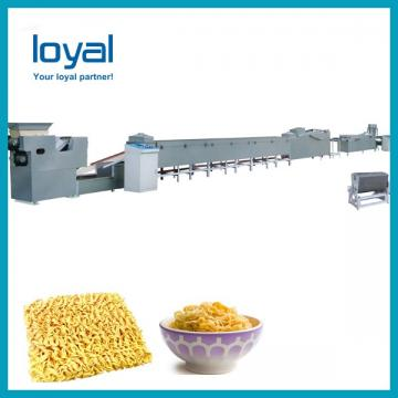 Trade Assured Small Scale Fried Instant Noodles Making Machine