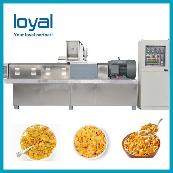 Hot Sale Corn Flakes Snack Food Machine Breakfast Cereal Making Equipmen #2 image