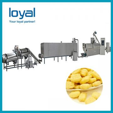 Industrial Breakfast Cereal Puff Snack Corn Flakes Making Machine Plant