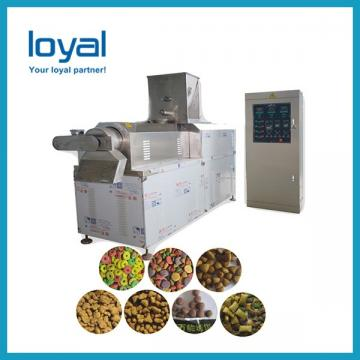 Animal Feed Pellet Production Line For Farm Factory Livestock Animal Fodder