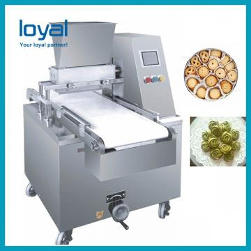 Automatic Wafer Biscuit Making Equipment / Walnut Sweet Cake Molding Machine