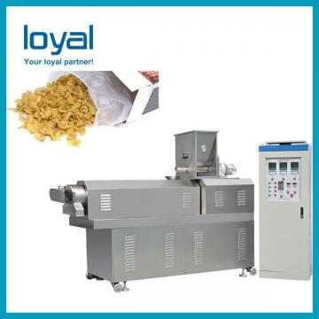 Cereal instant rice flakes corn food production line making equipment equipment