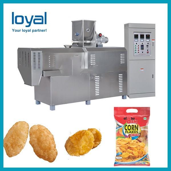 Breakfast cereals machine/corn flake making machine/processing/production line/plants/equipment #2 image