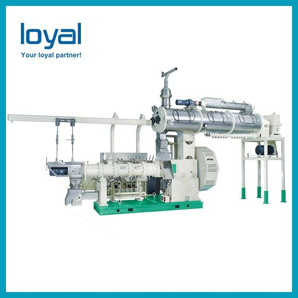High Selling Aquafeed Pellet Production Line #2 image
