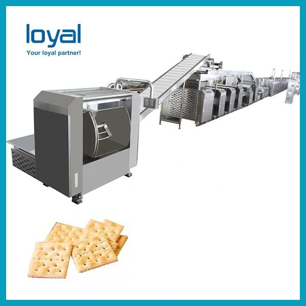 Biscuits production process biscuit lady finger machine #3 image