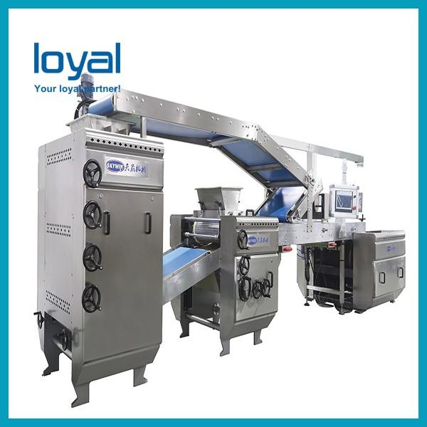 Sugar-Free Automatic Soft and Hard Biscuit Making Machine/Molded Biscuit Equipment #3 image
