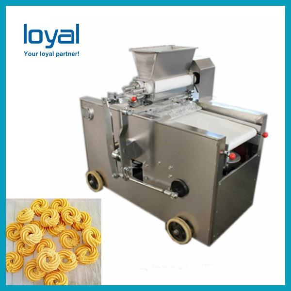 Sugar-Free Automatic Soft and Hard Biscuit Making Machine/Molded Biscuit Equipment #2 image