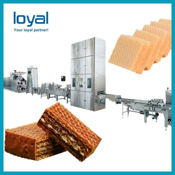 Sugar-Free Automatic Soft and Hard Biscuit Making Machine/Molded Biscuit Equipment #1 image