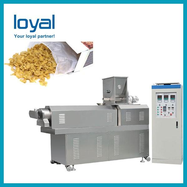 High Quality Breakfast Cereals Corn Flakes Snack Food Making Equipment/Machine #1 image